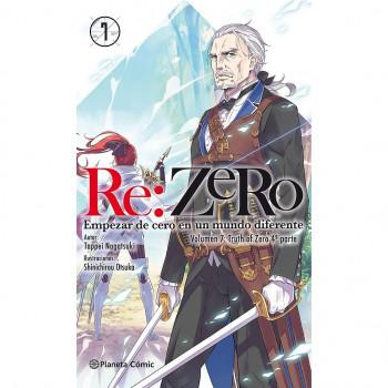 RE:ZERO (NOVELA) 07