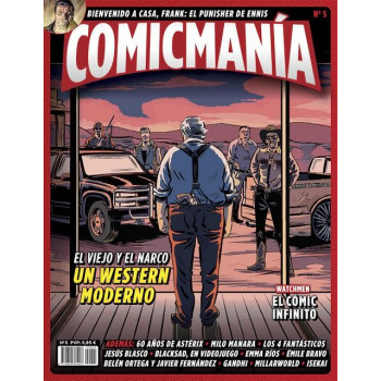 COMICMANIA 05