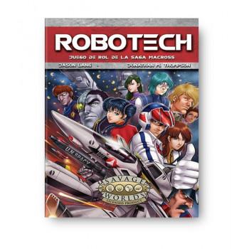 ROBOTECH: JUEGO DE ROL DE...