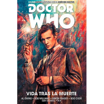 DOCTOR WHO. VIDA TRAS LA...