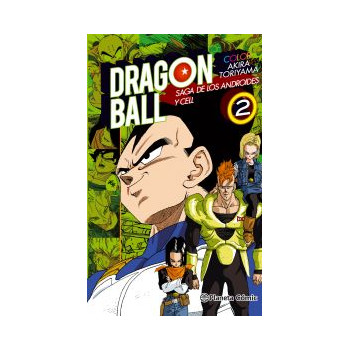 DRAGON BALL COLOR SAGA DE...