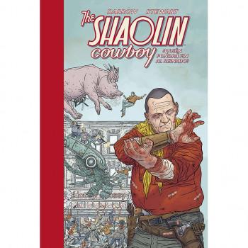SHAOLIN COWBOY 03 ¿QUIÉN...