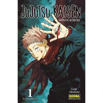 JUJUTSU KAISEN 01 EDICION...