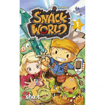 SNACK WORLD TV ANIMATION 01