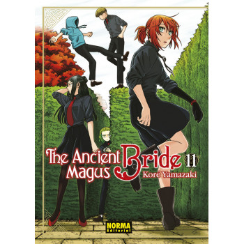 THE ANCIENT MAGUS BRIDE 11