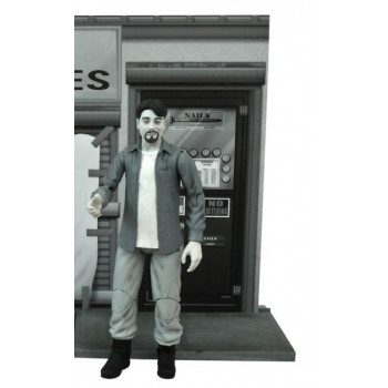 FIGURA DANTE DELUXE ACTION FIGURE DIORAMA BASE DIAMOND SELECT 18 cm. CLERKS (OFERTA)