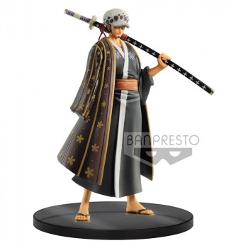ESTATUA TRAFALGAR LAW DXF...