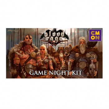 BLOOD RAGE. GAME NIGHT KIT 01