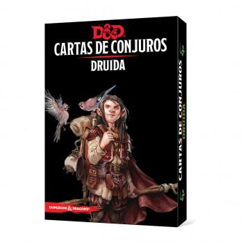 CARTAS DE CONJUROS: DRUIDA...