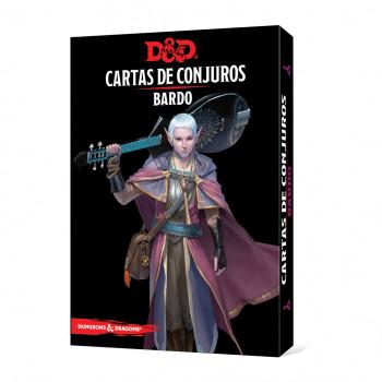 CARTAS DE CONJUROS: BARDO -...
