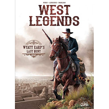 WEST LEGENDS 01. WYATT...