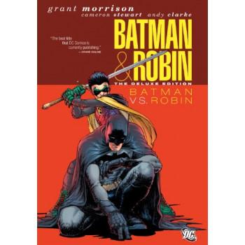 BATMAN: BATMAN Y ROBIN VOL....