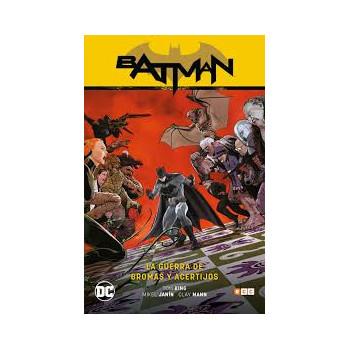 BATMAN VOL. 6: LA GUERRA DE...
