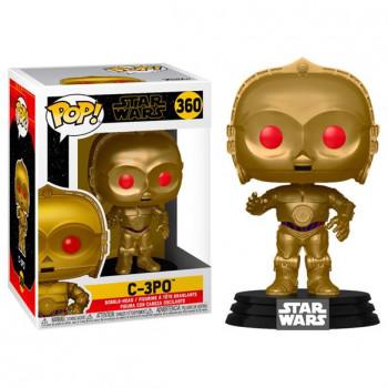 FUNKO POP! 360 C-3PO (RED...