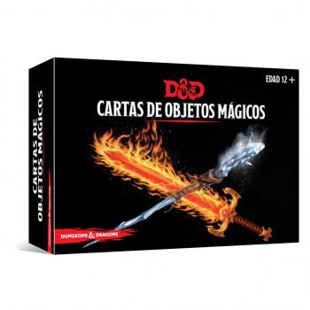 CARTAS DE OBJETOS MÁGICOS -...