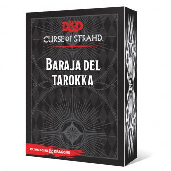 BARAJA DEL TAROKKA. CURSED...