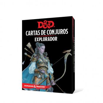 CARTAS DE CONJUROS:...