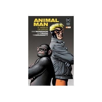 ANIMAL MAN VOL. 2...