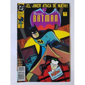LAS AVENTURAS DE BATMAN 16