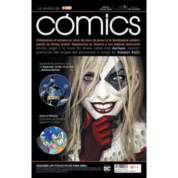 ECC COMICS 14