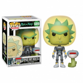 FUNKO POP! 689 SPACE SUIT...
