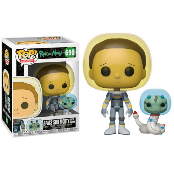 FUNKO POP! 690 SPACE SUIT...