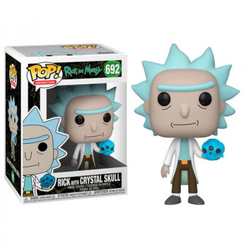 FUNKO POP! 692 RICK WITH...