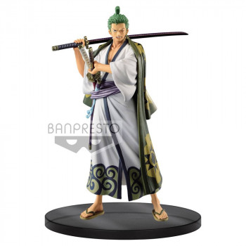 ESTATUA ZORO GRANDLINE MEN...