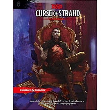 CURSE OF STRAHD - DUNGEONS...