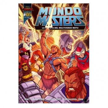 MUNDO MASTERS 05 LA REVISTA...