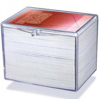 HINGED 150 CARD STORAGE...