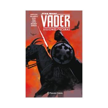 STAR WARS VADER: VISIONES...