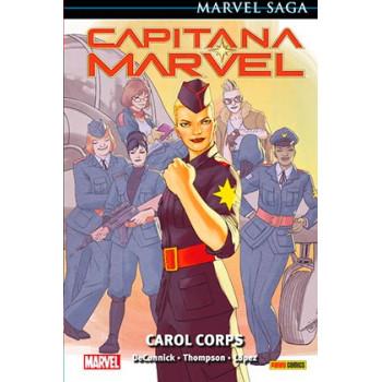 CAPITANA MARVEL 06: CAROL...