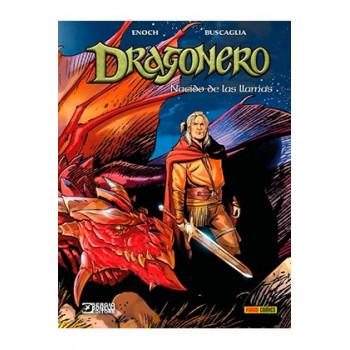 DRAGONERO 06: NACIDO DE LAS...