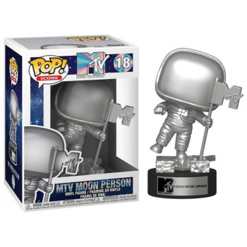 FUNKO POP! 18 MTV MOON...