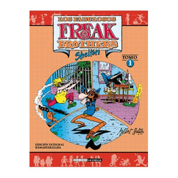 FREAK BROTHERS INTEGRAL 01...
