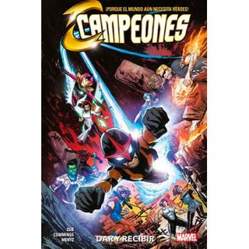 CAMPEONES 02. DAR Y RECIBIR