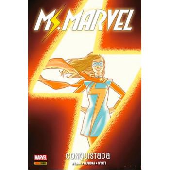 MS. MARVEL 02. CONQUISTADA...