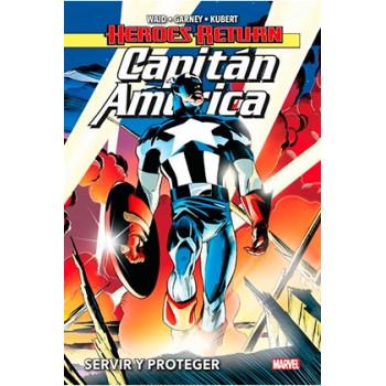 CAPITAN AMERICA 01. SERVIR...