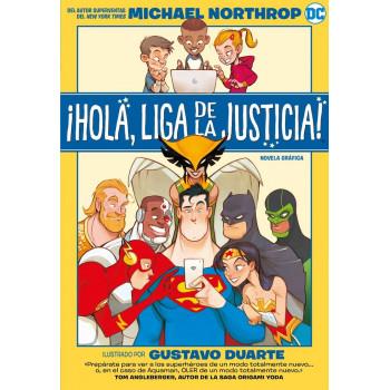 HOLA, LIGA DE LA JUSTICA