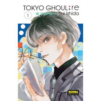 TOKYO GHOUL RE 01