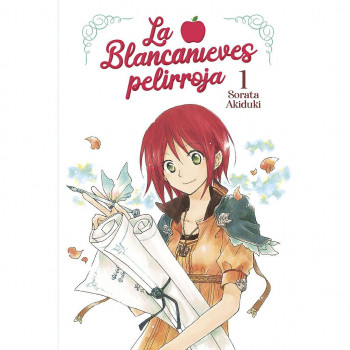 LA BLANCANIEVES PELIRROJA 01