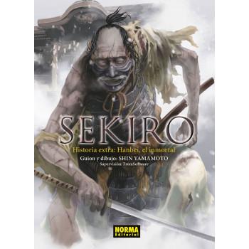 SEKIRO HISTORIA EXTRA:...