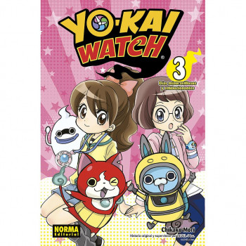 YO KAI WATCH DIAS...