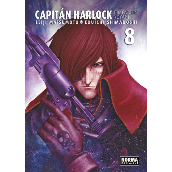 CAPITAN HARLOCK DIMENSION...