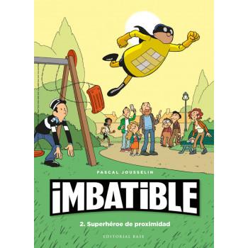 IMBATIBLE 02 SUPERHEROE DE...