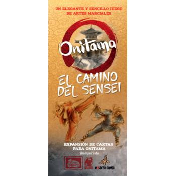 ONITAMA - EL CAMINO DEL SENSEI