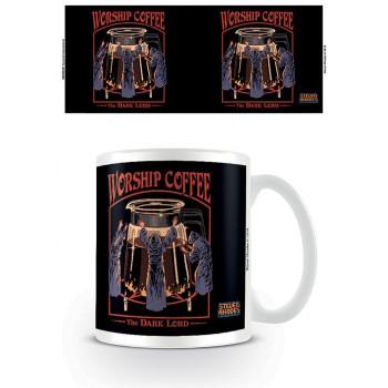 TAZA WORKSHIP COFFE. STEVEN...