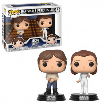 FUNKO POP! PACK 2 HAN SOLO...