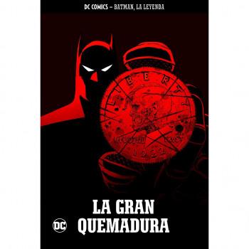 BATMAN, LA LEYENDA 38: LA...